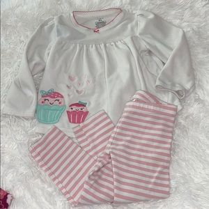 ✔️Toddler girls outfit size 2T outfit